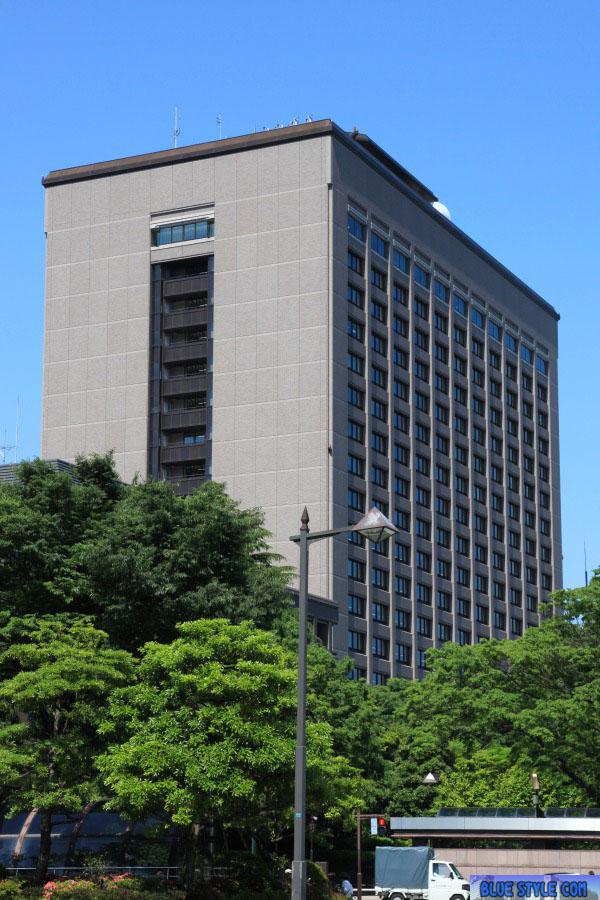 宮城県県庁新築工事