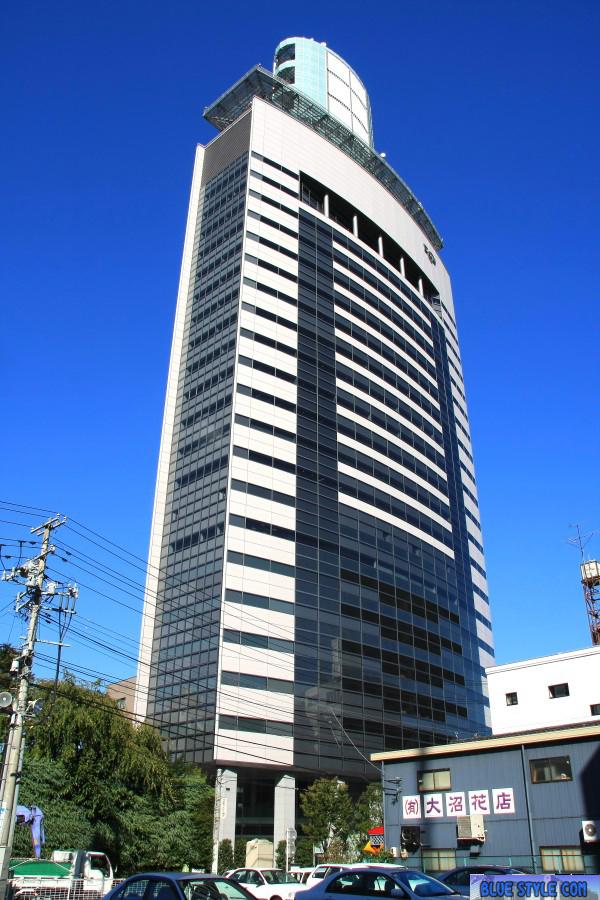 NTTドコモ東北ビル新築工事