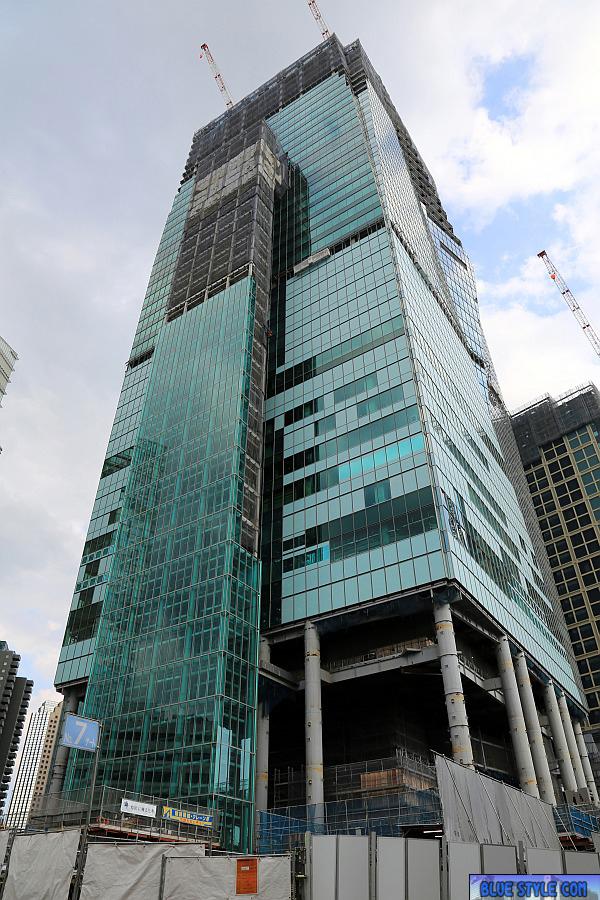 六本木三丁目東地区第一種市街地再開発事業南街区 業務棟