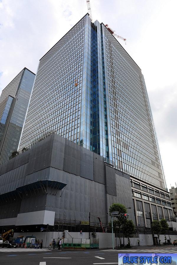 日本橋室町三丁目再開発計画